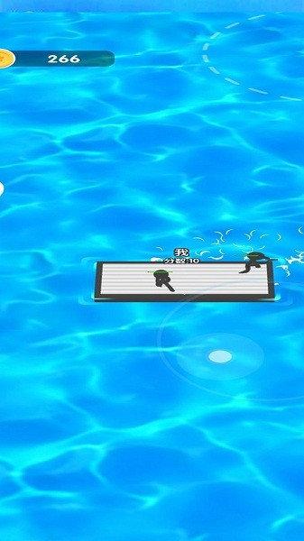 木筏保卫战图1